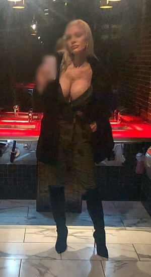 Lise-laure escort in Groveland