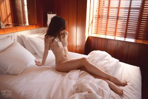 Ghizlane escort girl in Tiffin